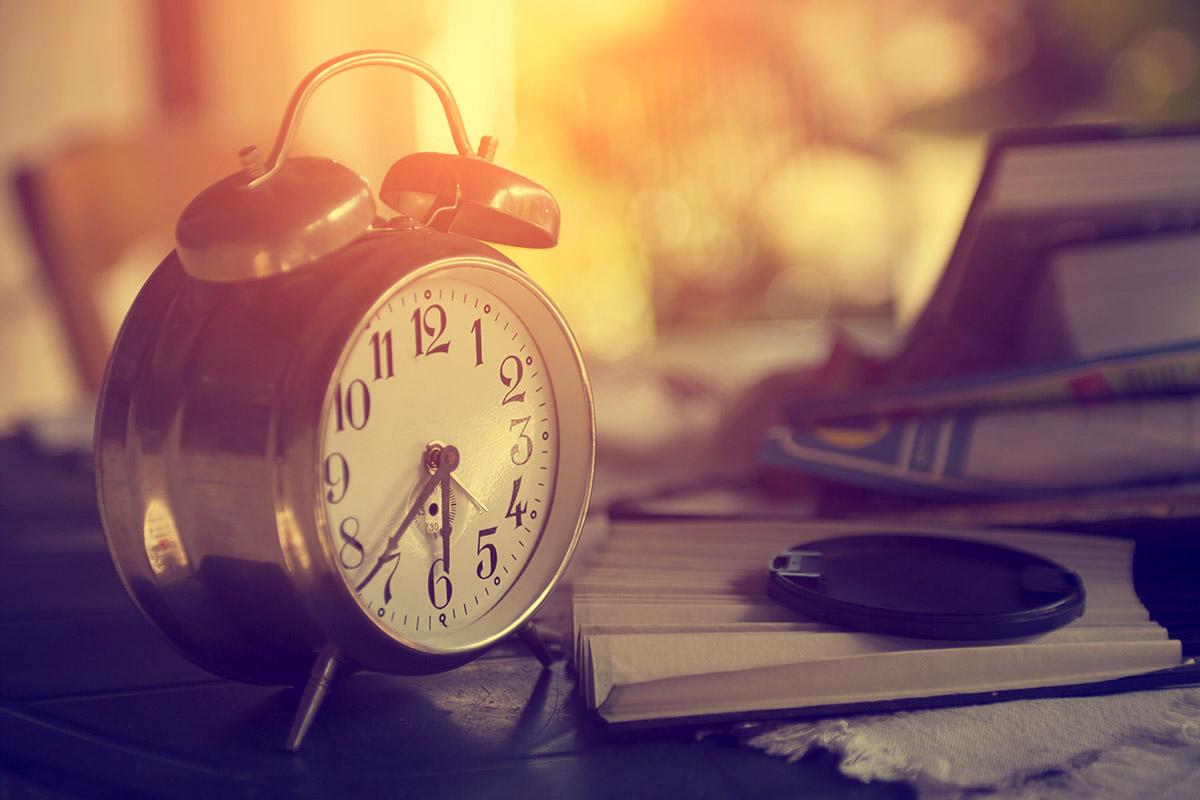 La posibilidad de un reloj