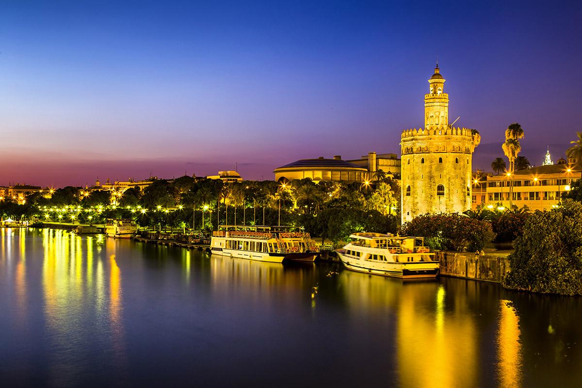 Sevilla, y su color especial.