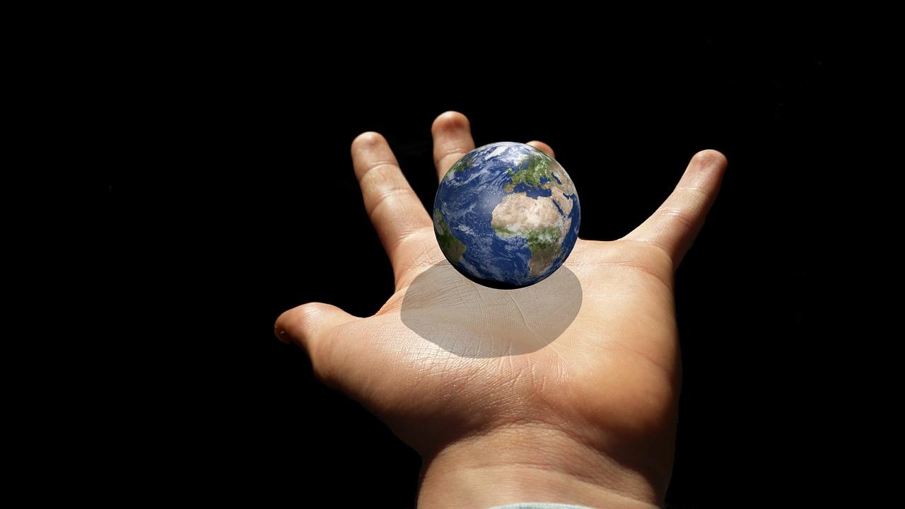 El planeta nos necesita