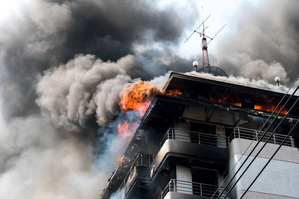 Los mejores sistemas de prevención de incendios