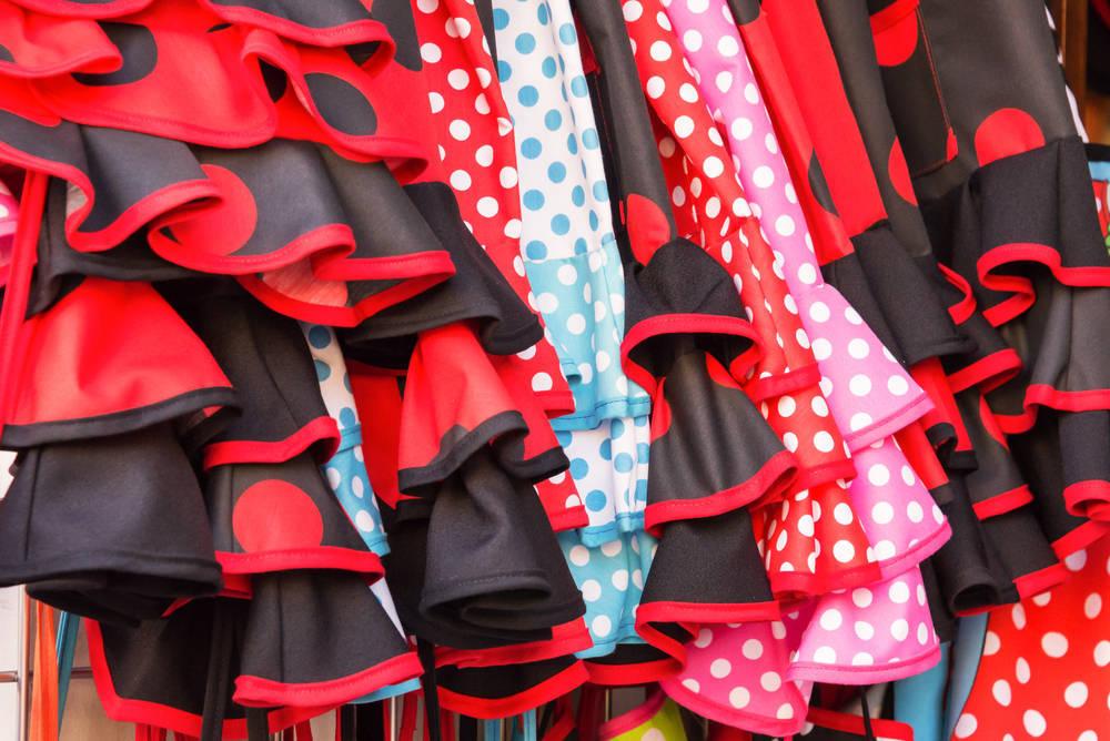 Moda flamenca: un comercio atractivo y con imagen