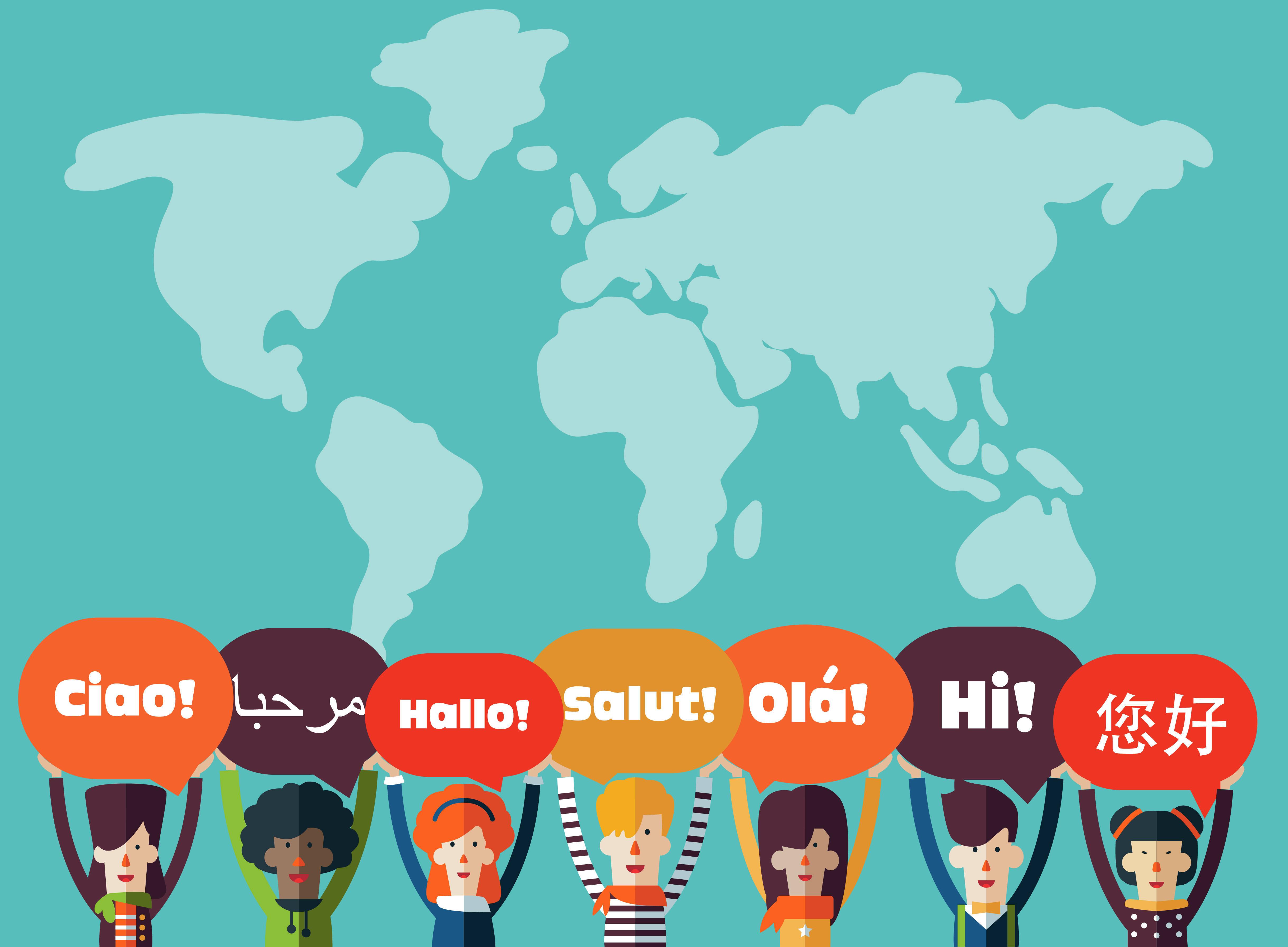 Utiliza la red y los idiomas para dar a conocer tu negocio al mundo