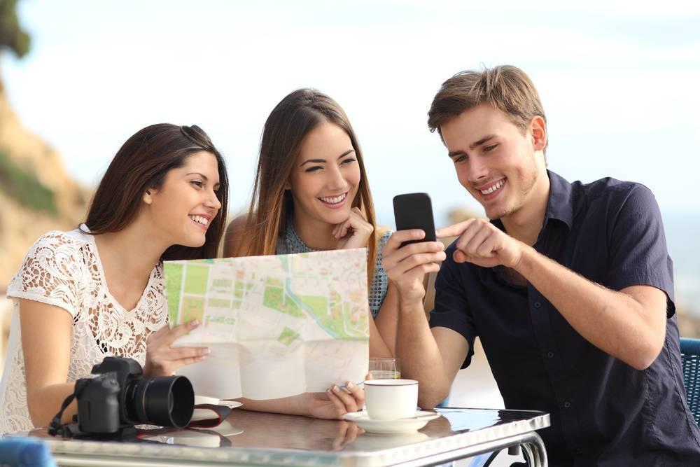 Las mejores Apps para hacer Turismo
