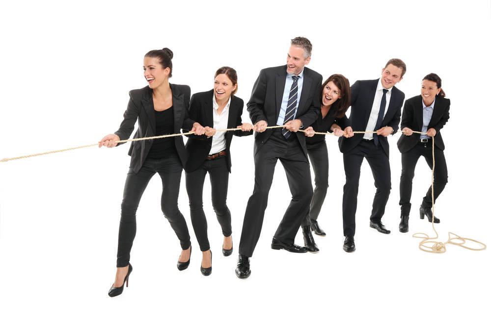 Los beneficios de las dinámicas grupales en la empresa