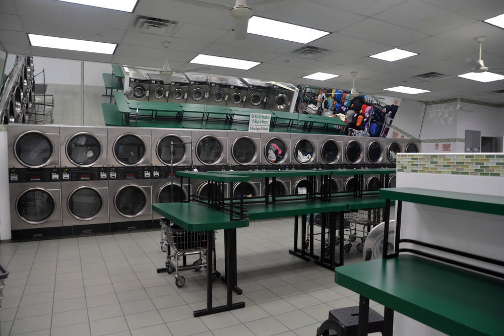 El triunfo de las lavanderías automáticas