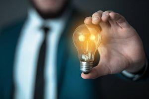 Ideas brillantes de emprendedores