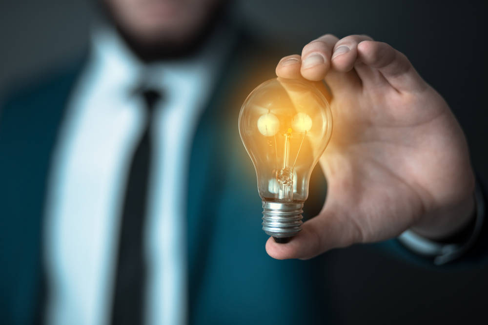 Ideas brillantes de emprendedores