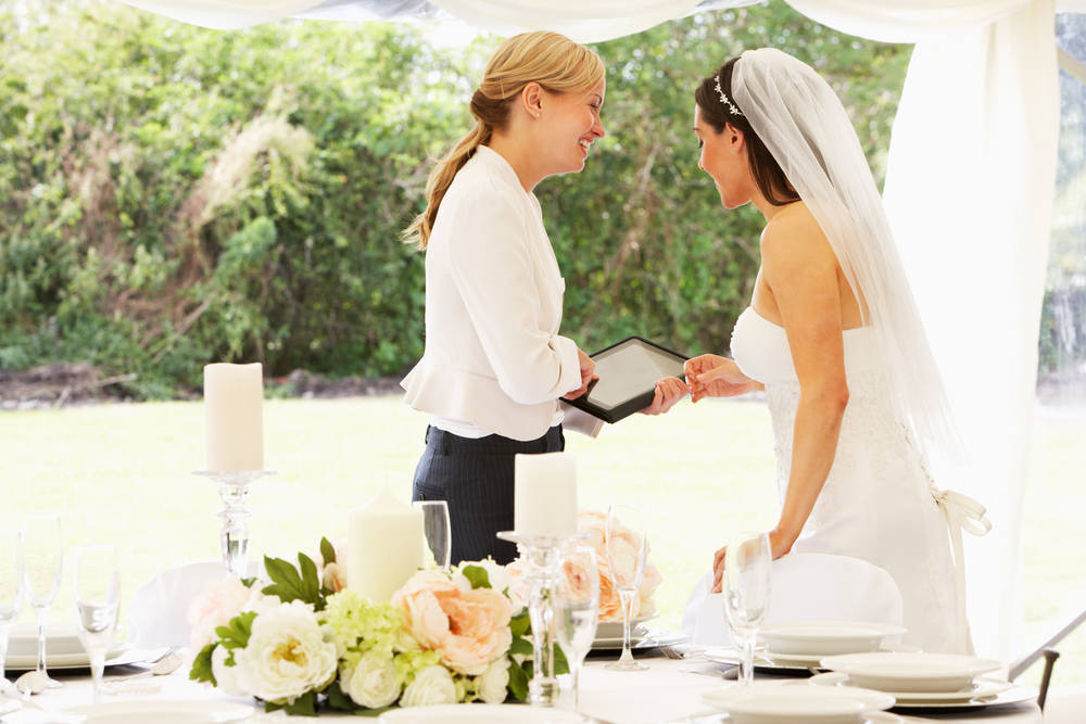 Emprender y ser Wedding Planner