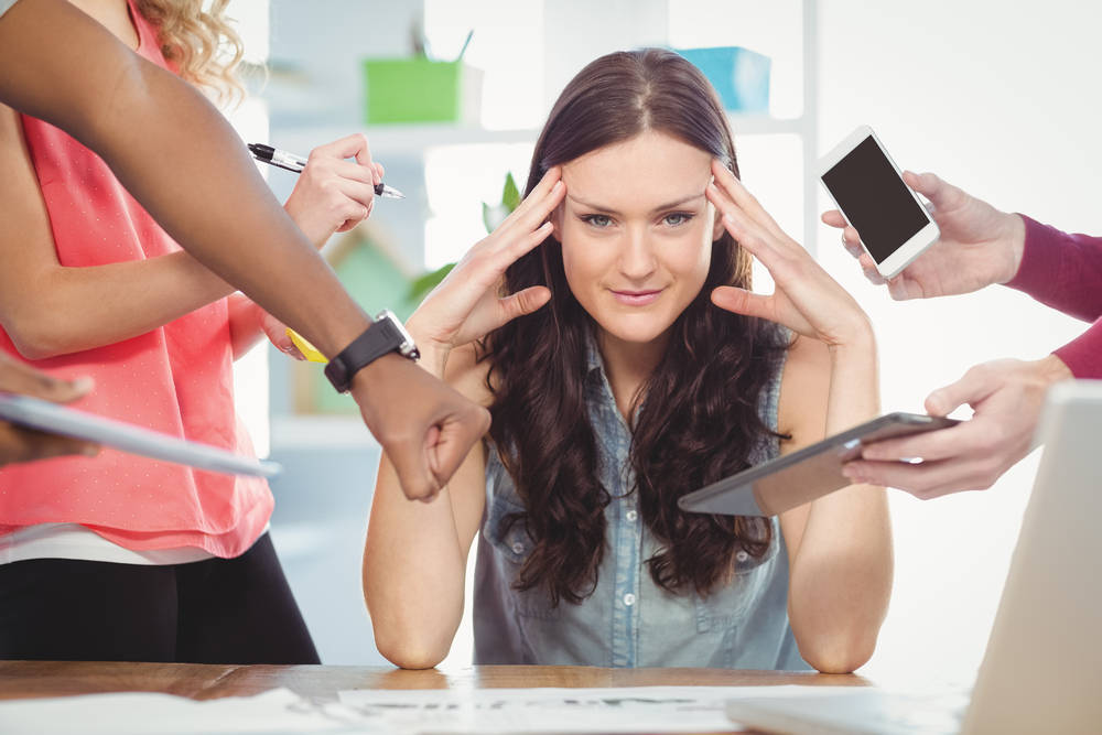 Técnicas de relajación para empresarios estresados