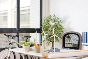 Las oficinas sostenibles ya han llegado