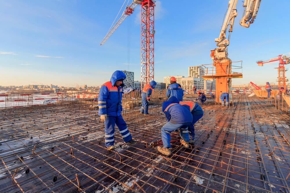 Las empresas de construcción vuelven a repuntar en nuestro país