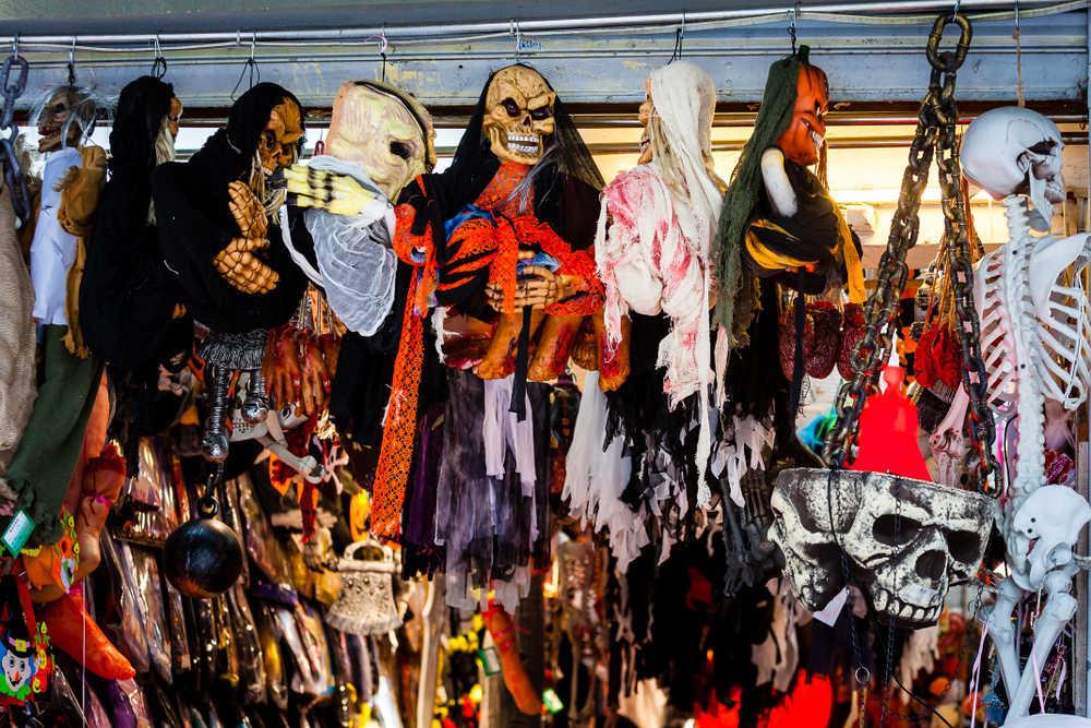 Montar una tienda de disfraces como alternativa de negocio