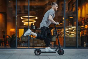 Las nuevas formas de moverse por la ciudad