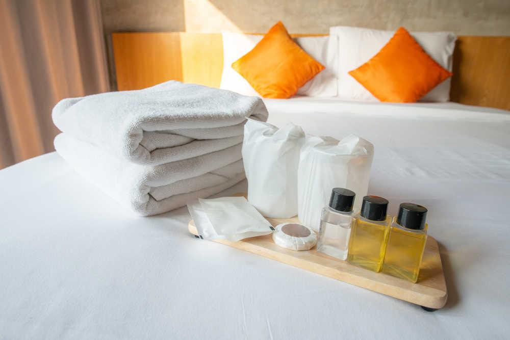 Las amenities en los hoteles