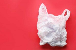 Las bolsas de plástico y el medioambiente
